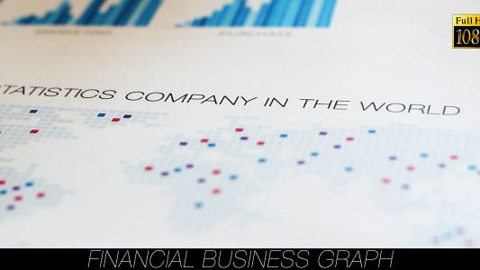 Cover Image for Financial Business Graph 9