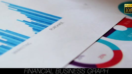 Thumbnail for Financial Business Graph 12