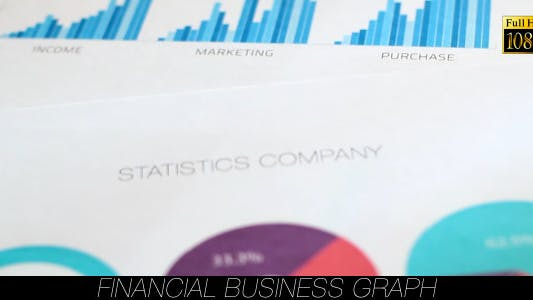 Cover Image for Financial Business Graph 14