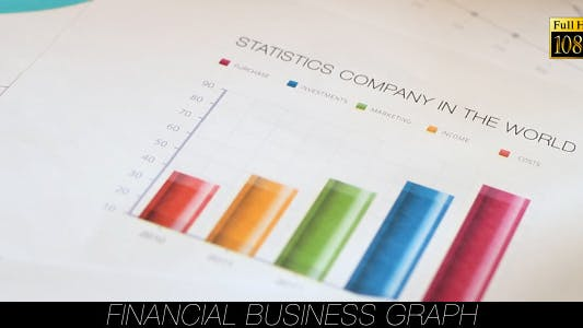 Thumbnail for Financial Business Graph 15