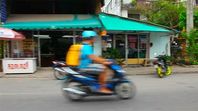 Street of Phuket