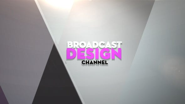 Thumbnail for Broadcast Design Channel Ident