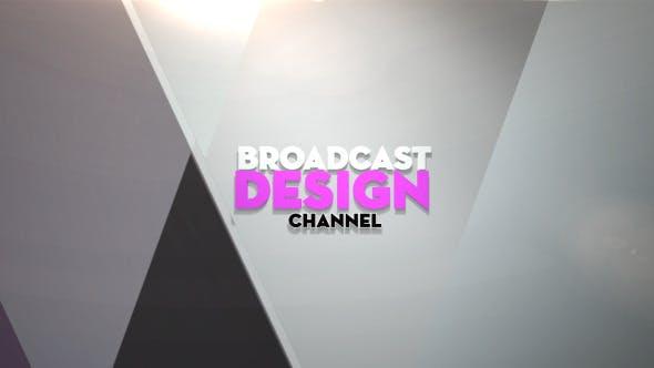 Broadcast Design Channel Ident