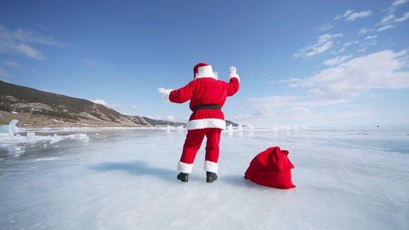 Thumbnail for Dancing Santa Claus 2