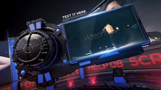 Velocity 3D Display