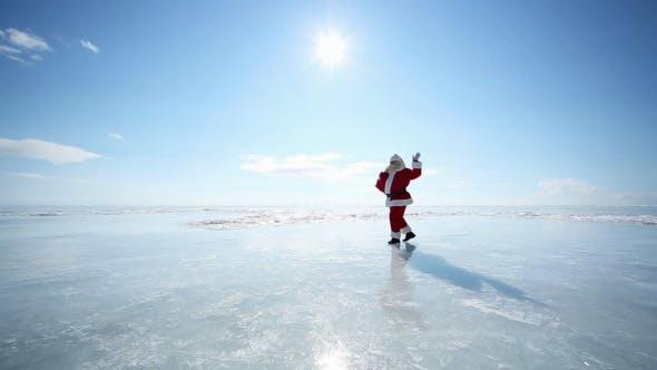 Thumbnail for Travel Santa on Lake Baikal 2
