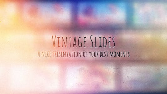 Thumbnail for Vintage Slides - Photo Gallery