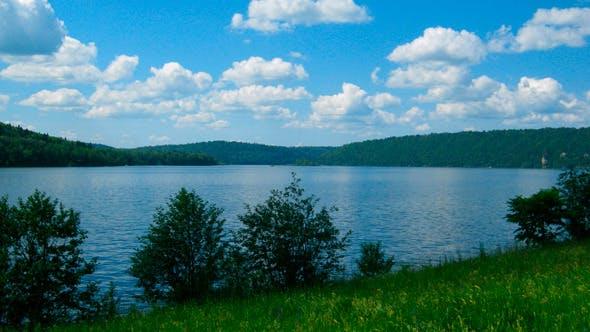 Thumbnail for Landscape With Mounatin Lake