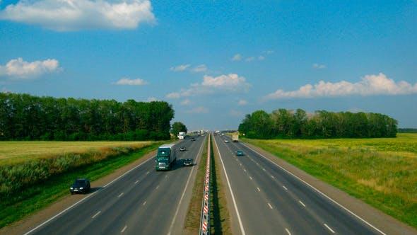 Thumbnail for CarsTravelingOn The Highway