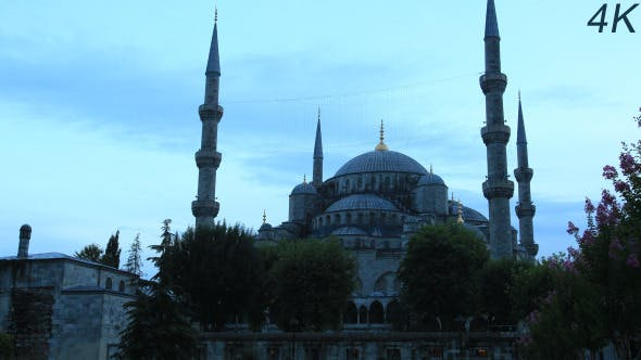 Thumbnail for Sultan Ahmet Mosque. Blue Mosque In Istanbul 4