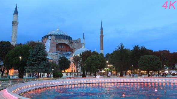 Thumbnail for Ayasofya Mosque In Istanbul 5