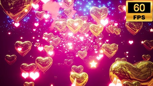 Thumbnail for Glow Golden Hearts