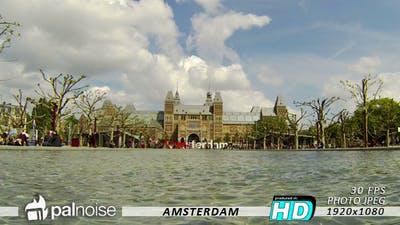 Amsterdam Museum Plein