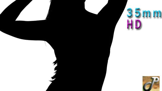 Thumbnail for Sexy Dancer Silhouette