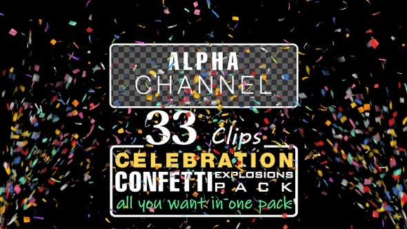 Thumbnail for Celebration Confetti