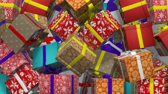 Thumbnail for Gift Box Transition