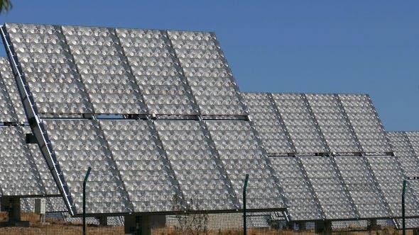 Thumbnail for Field of Solar Panels 872