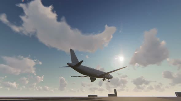 Thumbnail for Airplane Takeoff