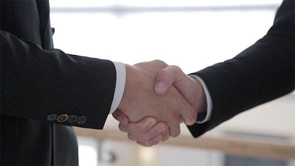 Thumbnail for Handshake of Businessmen