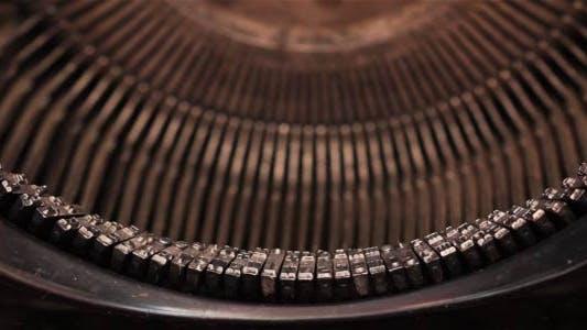 Thumbnail for Old Typewriter 1