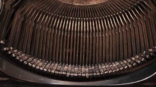 Thumbnail for Old Typewriter 2