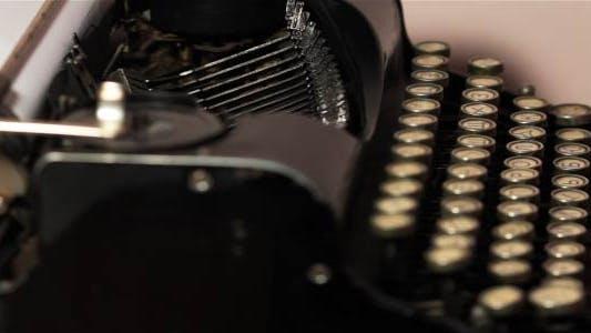 Thumbnail for Old Typewriter 6