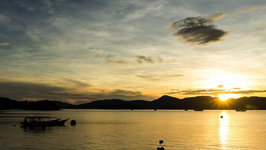 Thumbnail for Langkawi Island Sunrise 2