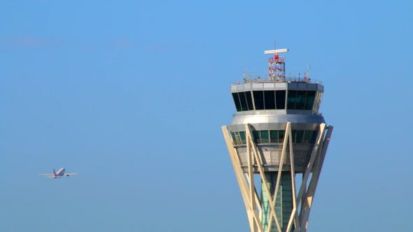 Thumbnail for Barcelona Airport Control Tower