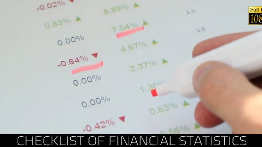 Cover Image for Checklist Of Financial Statistics