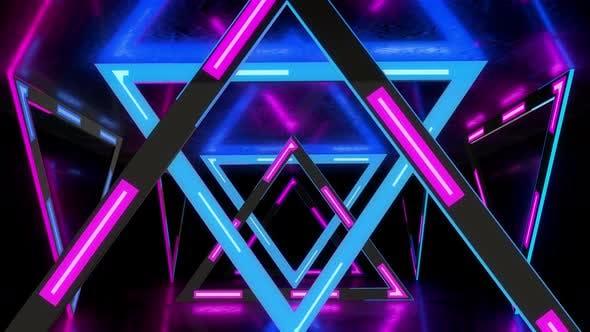 Dreieck Licht 10 4k