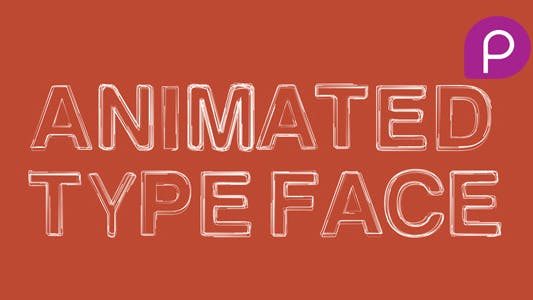Thumbnail for Animated Typeface