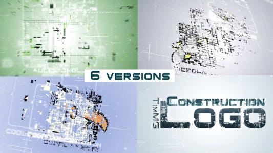 Thumbnail for Construction Logo