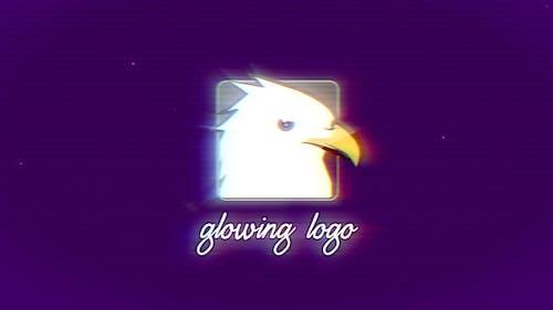 Glowing Logo