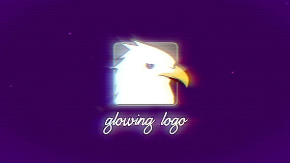 Thumbnail for Glowing Logo