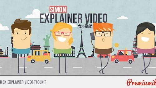 Simon Explainer Video Toolkit