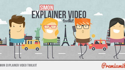 Thumbnail for Simon Explainer Video Toolkit