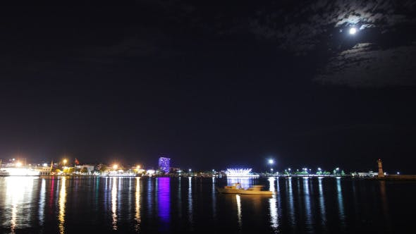 Thumbnail for Bosphorus At Night 4