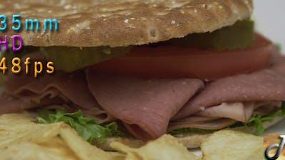 Sandwich Slim Bread