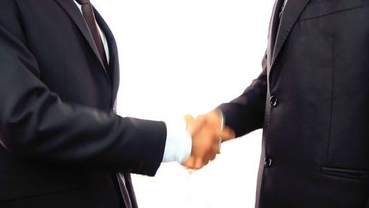 Thumbnail for Hand Shake