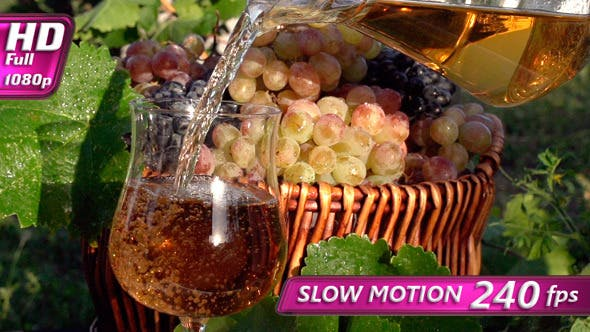 Thumbnail for Pouring Grape Juice