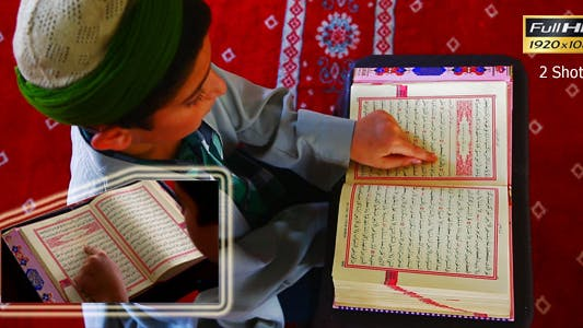 Thumbnail for Child Reciting the Holy Quran