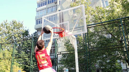 Cover Image for Basketball