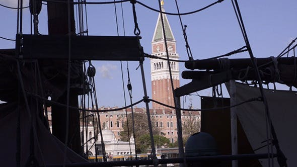 Thumbnail for Sailboat in Venice