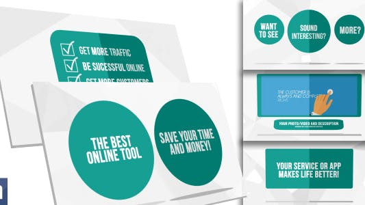 Thumbnail for Solution - Template for Service or Product Present