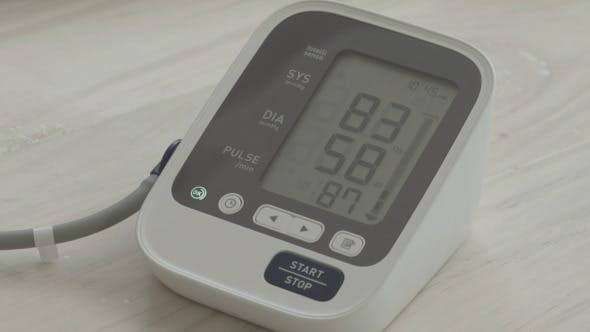 Thumbnail for Blood Pressure Monitor