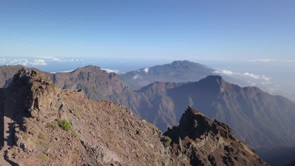 Thumbnail for MIrador Roque De Los Muchachos, Popular Tourist Attraction - La Palma