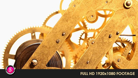 Cover Image for Clock Mechanism 222