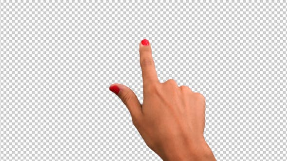 Thumbnail for Mobile Device Touch Screen Finger Gestures