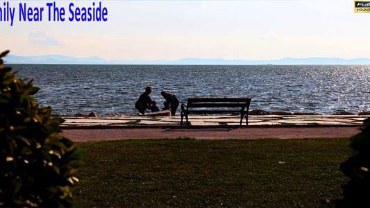 Thumbnail for Family Near The Seaside