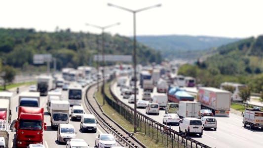 Thumbnail for Timelapse Traffic